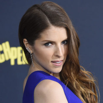 "Anna Kendrick just reunited with Benji from ""Pitch Perfect"" and obviously it's adorable"