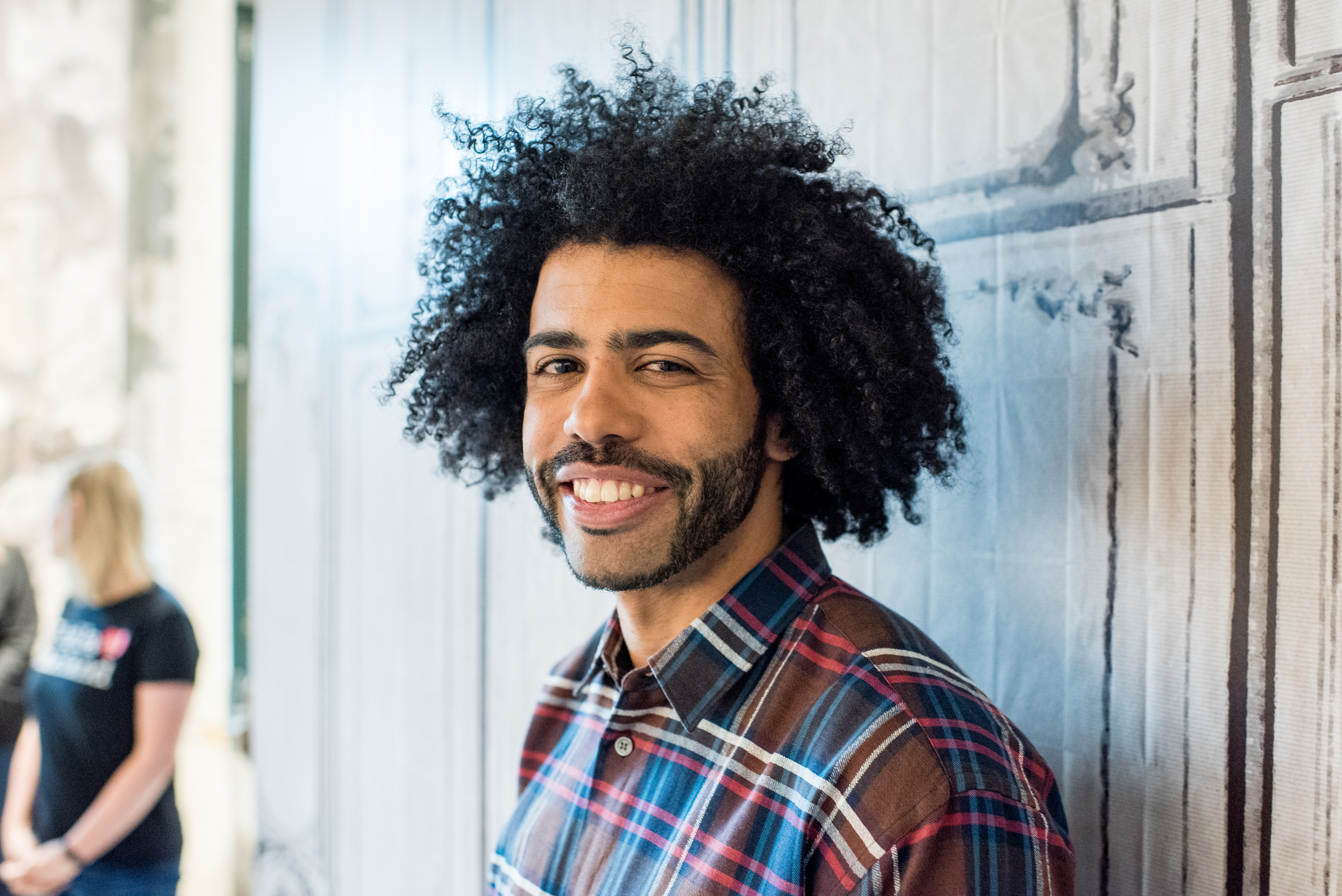 """Hamilton's"" Daveed Diggs was perfect as Rainbow's brother in ""Blackish"""