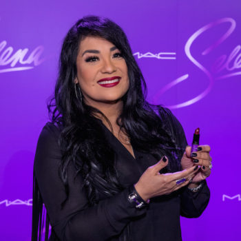 The MAC Selena event looks intensely fabulous and we want to go to there