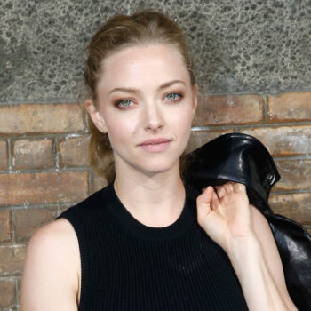Amanda Seyfried now has the bangs you'll want to get this fall