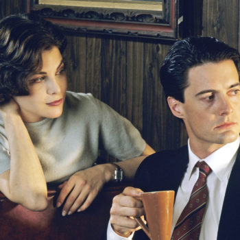 "There's a new teaser trailer for the ""Twin Peaks"" reboot, and it's as eerie as you'd expect"