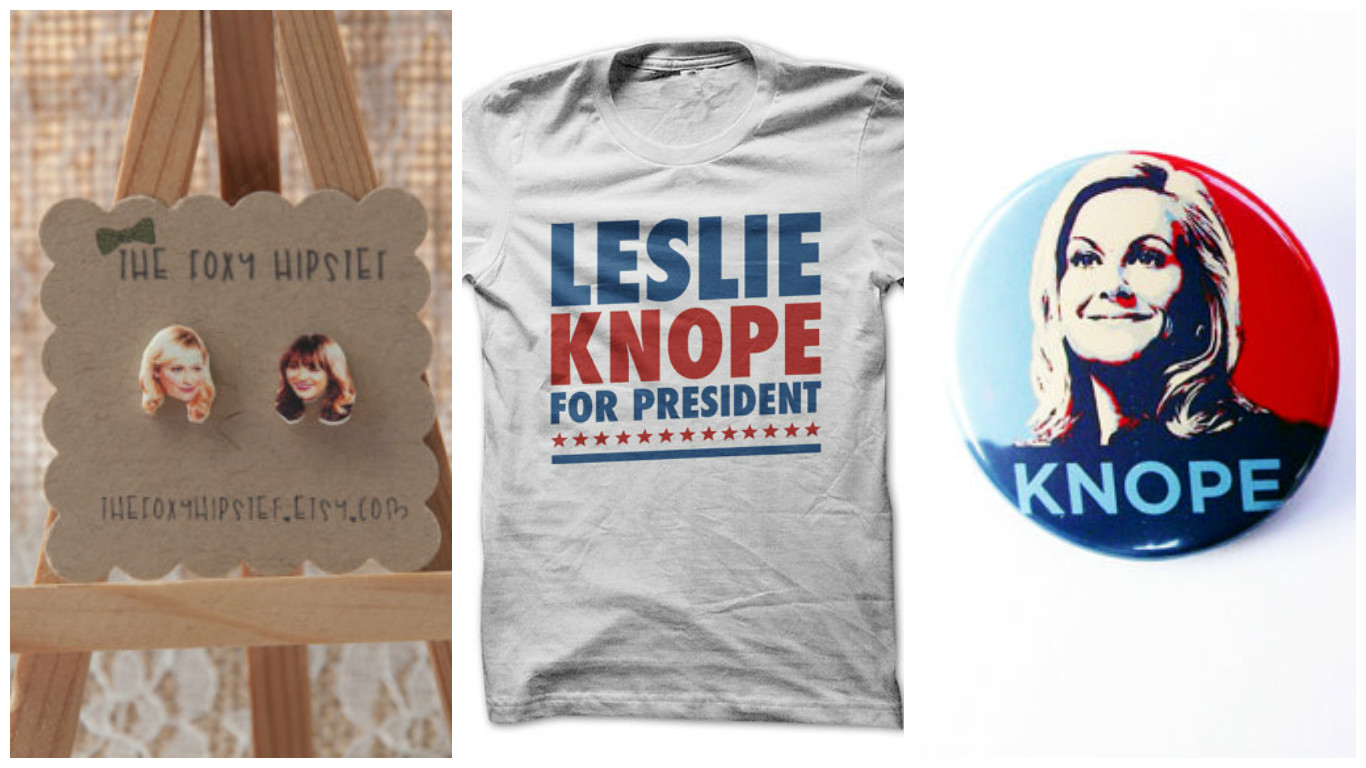 10 super awesome gifts to help you be the Leslie Knope of whatever you do