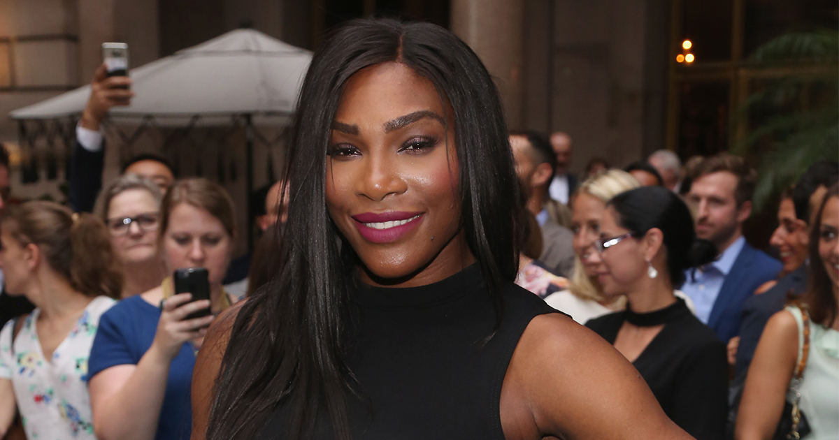 We're loving Nike's fabulous new Serena Williams ad for this important reason