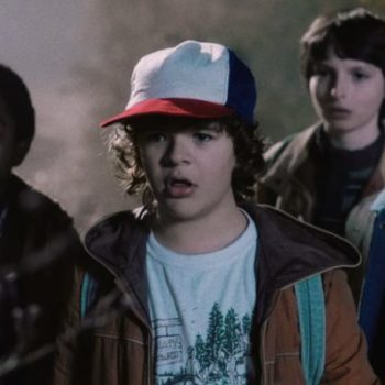 "Get your blue eyeshadow, because you could be an extra for ""Stranger Things"" season 2!"