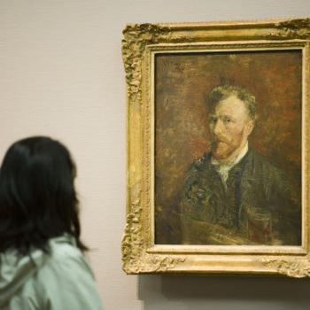Two priceless paintings have just been found and the way they got there was nuts