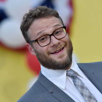 Seth Rogen getting adorably schooled by his mom on Twitter is all we needed today