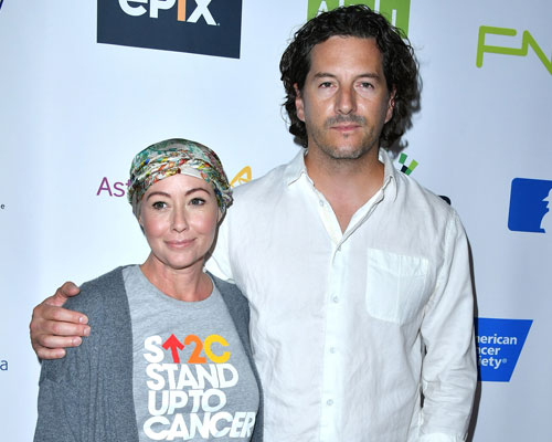 Shannen Doherty's heartfelt instagram redefines love after being diagnosed with cancer