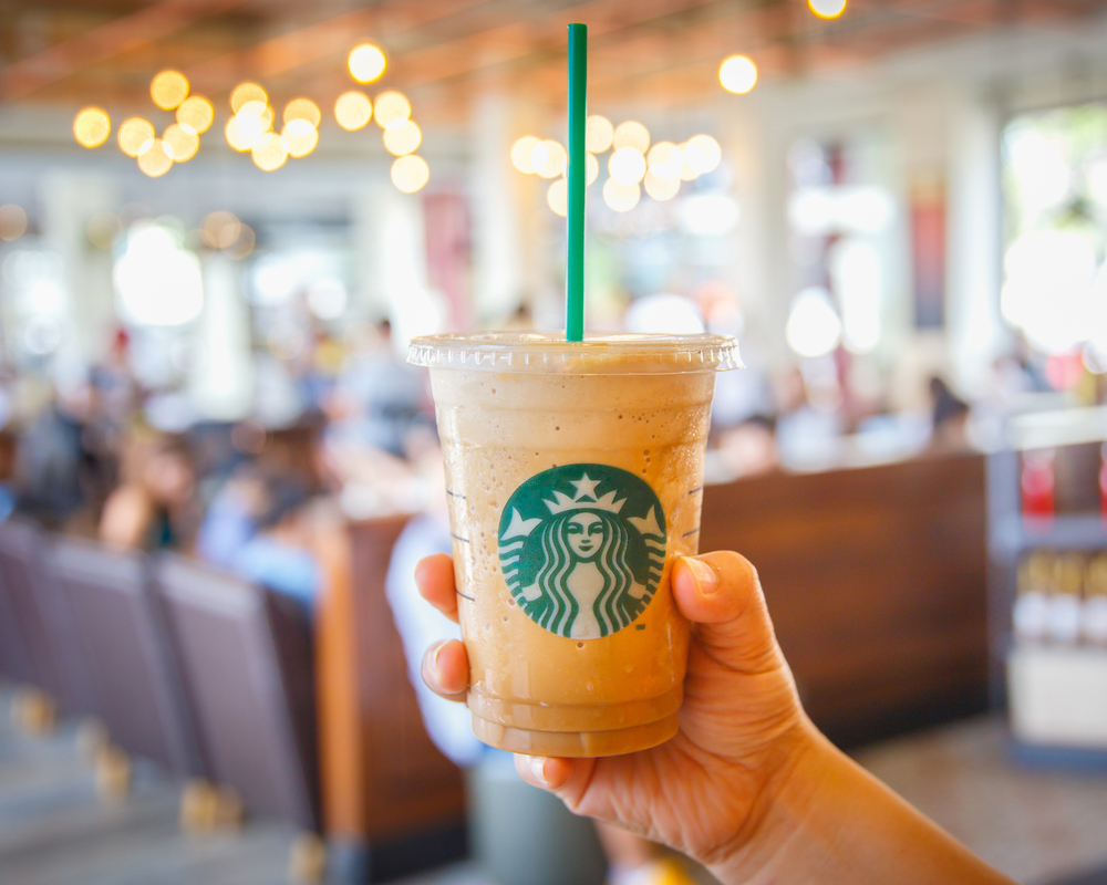 Your Starbucks latte could soon be even easier to pick up