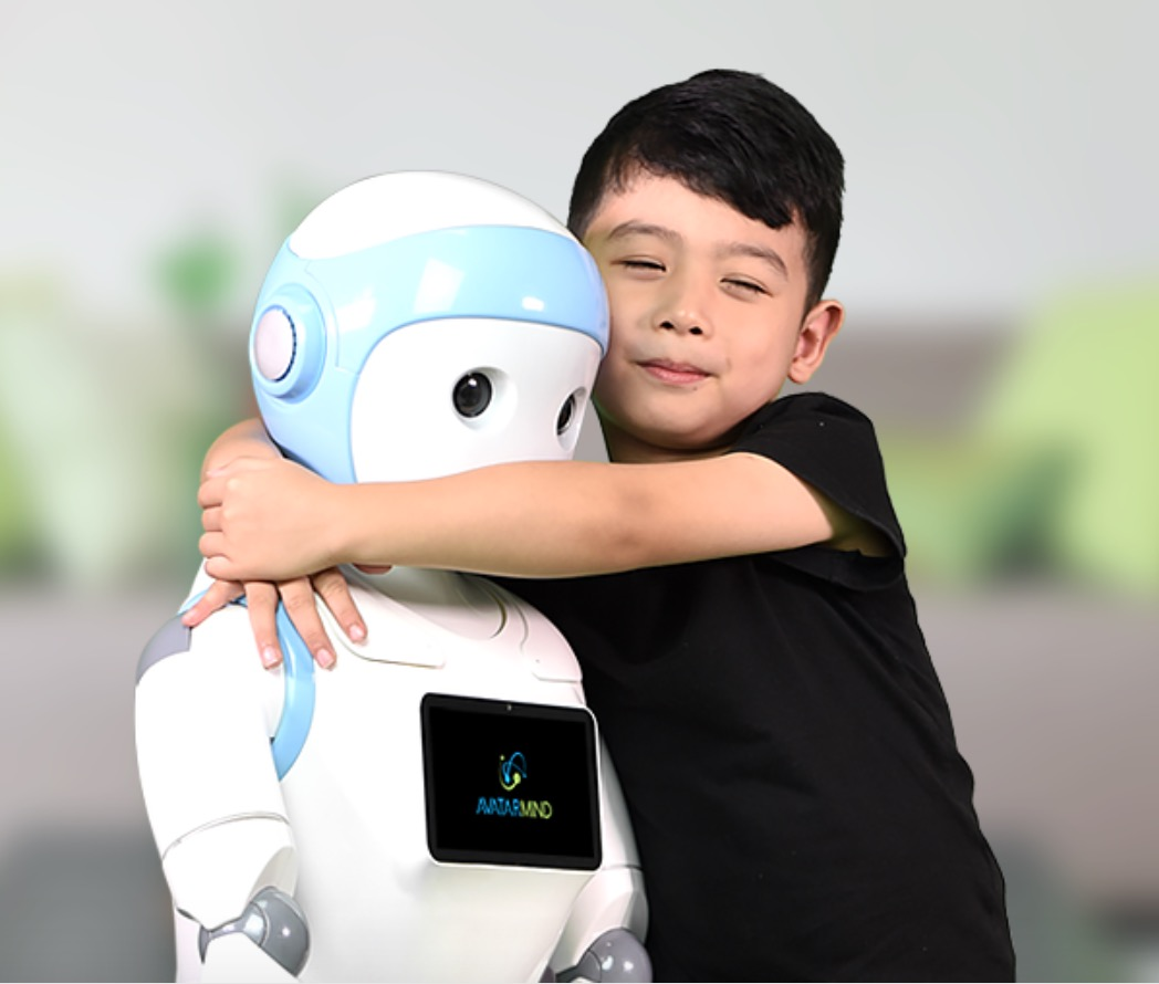 "In the near future, children may be cared for by robot nannies because we're all slowly becoming ""The Jetsons"""