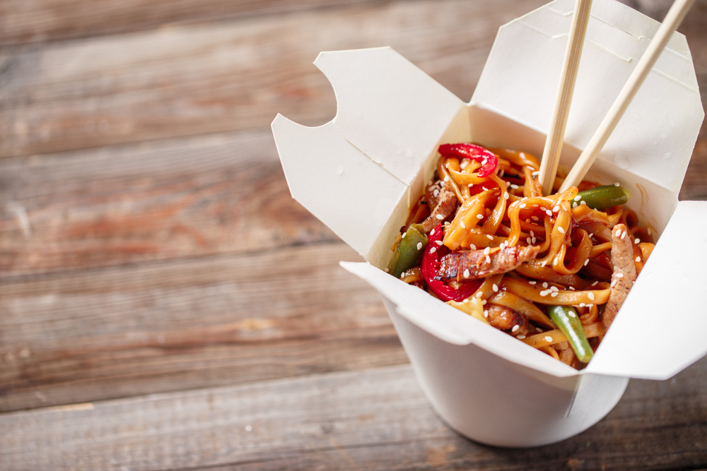 We had NO IDEA there was so much history behind Chinese takeout boxes