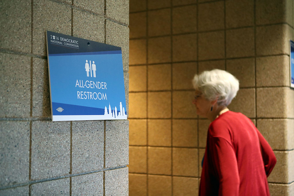 California just passed the most inclusive transgender bathroom law yet
