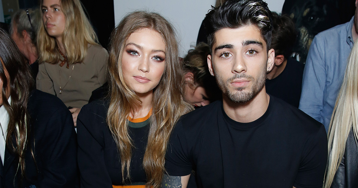 Gigi and Zayn showed up at another fashion show together and they're the definition of style and relationship goals