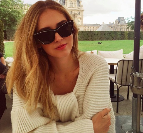 This blogger wore a straight-up hoodie to Paris Fashion Week and its the most chic thing we've ever seen