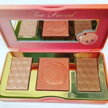 Too Faced finally reveals what's inside that beautiful Sweet Peach Glow palette