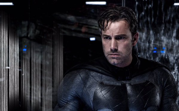 Ben Affleck has a *super original* title for his upcoming Batman movie