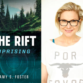 "We talked to Amy S. Foster about her amazing new book, ""The Rift Uprising"""