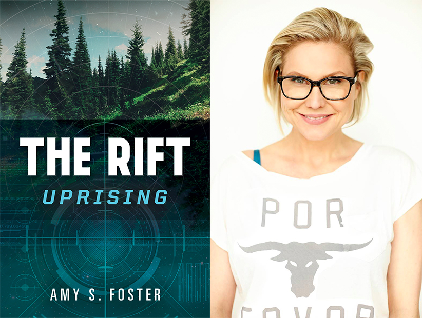 """We talked to Amy S. Foster about her amazing new book, """"The Rift Uprising"""""""