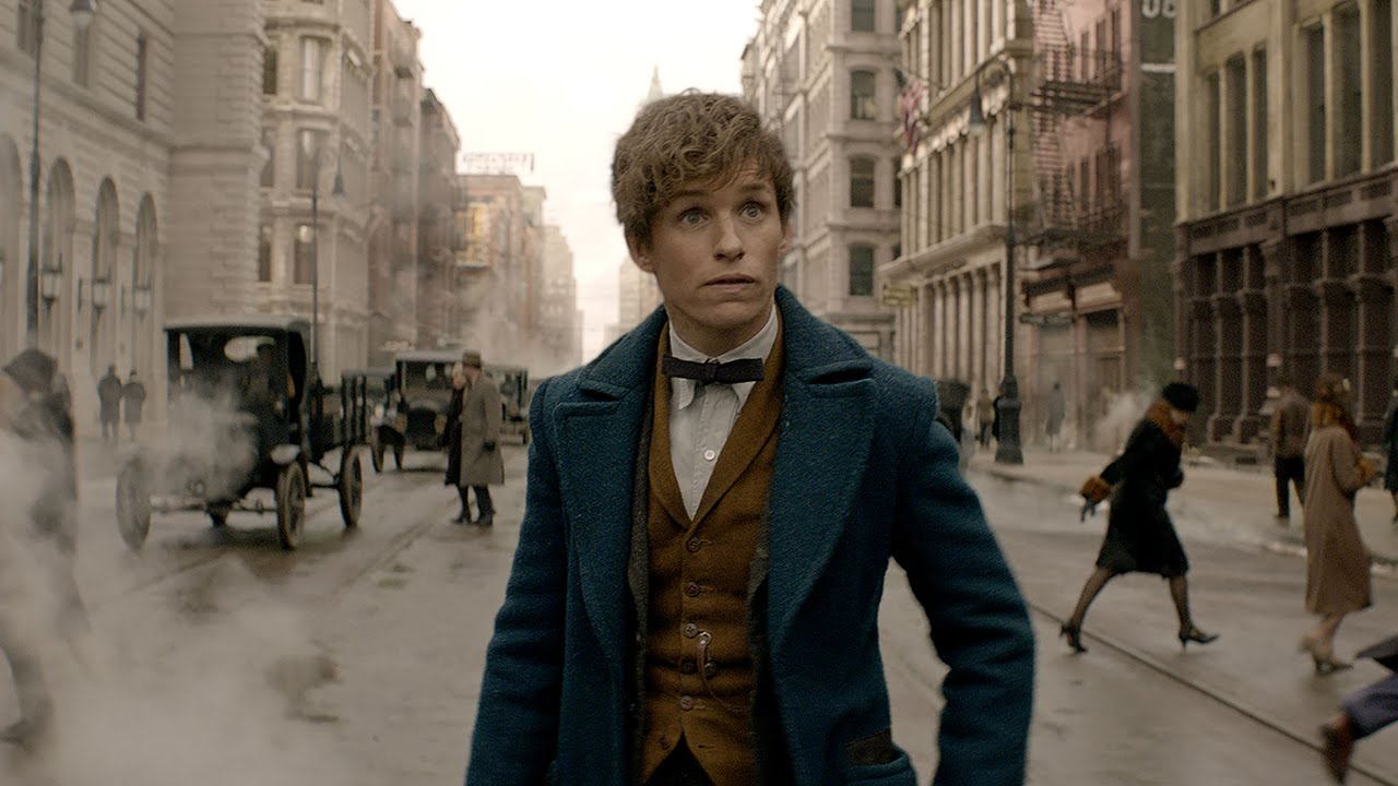 """The reason why the director of the """"Harry Potter"""" films decided to return for """"Fantastic Beasts..."""" will make you SO excited"""