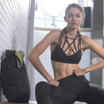 Gigi Hadid fights like a #BOSS in this empowering campaign for Reebok