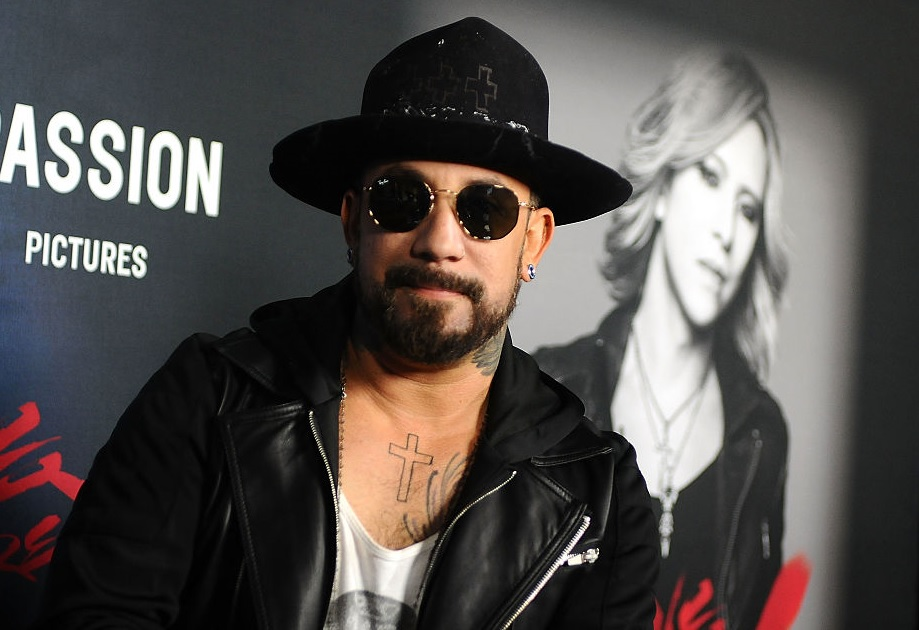 A.J. McLean reveals the sex of his second baby, and we're so excited for him!