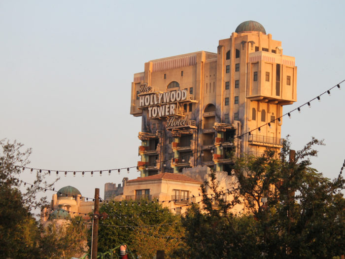 We've got some feelings about the new look for Tower of Terror at Disneyland