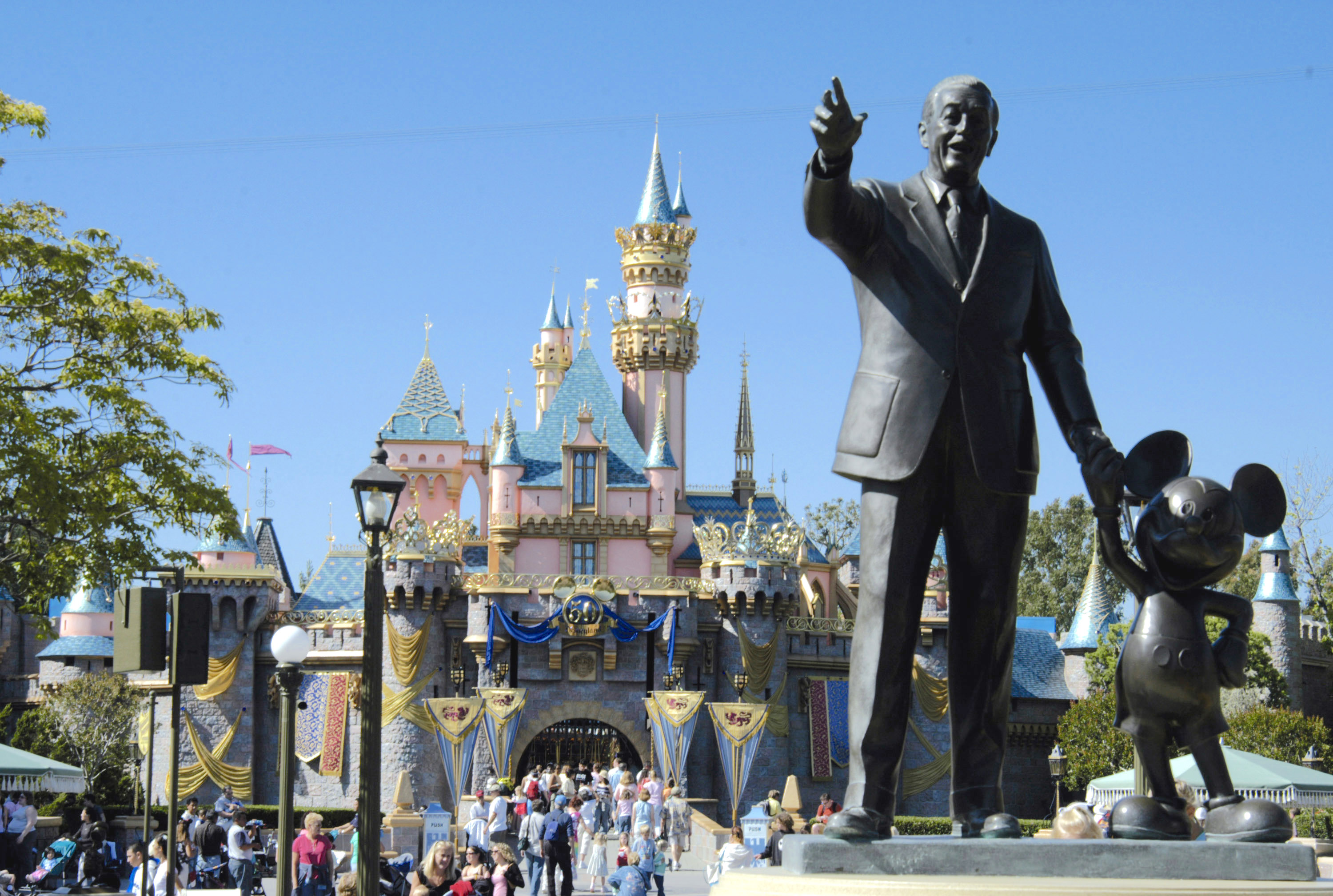 There's going to be a TV show about Disneyland mythology, and we want to binge it right now