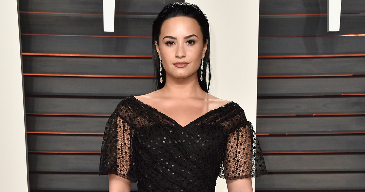 Demi Lovato is taking a break from the spotlight and we totally support her