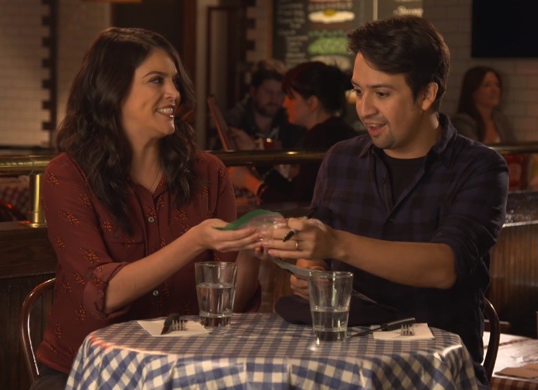 Lin-Manuel Miranda's SNL promos came out, and they're hysterical!