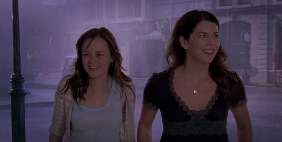 OMG there's a new 'Gilmore Girls' featurette and it's 2 minute and 40 seconds of perfection