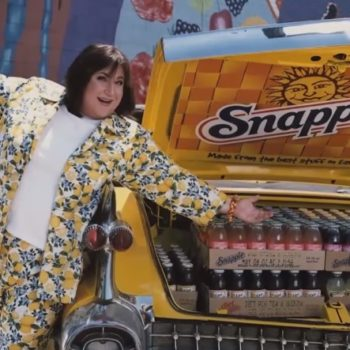 The Snapple Lady (remember her?) recently got real about her struggle with addiction