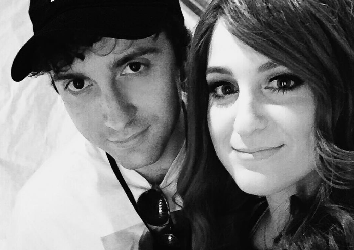 Meghan Trainor's rumored BF looks very familiar for a reason