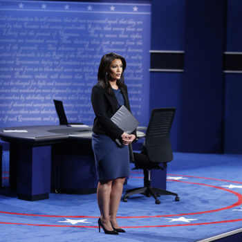 4 Times Elaine Quijano was a total boss during the vice-presidential debate