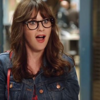 "The ""New Girl""/""Brooklyn Nine-Nine"" crossover preview is here, and we can't wait for next week"