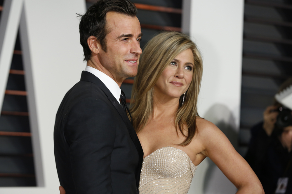 Justin Theroux beautifully supported his wife Jennifer Aniston amidst Brangelina drama