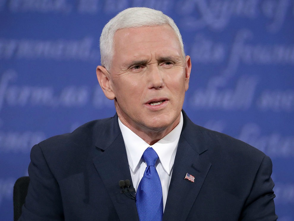 Twitter is calling out Mike Pence's #ThatMexicanThing comment, and we're cheering