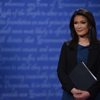 7 tweets giving Elaine Quijano (aka, the real hero of debate night) all the applause