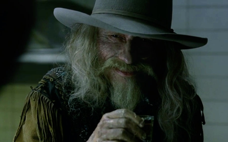 """This is what Old Bill from """"Westworld"""" looks like IRL, and FYI he's a veteran actor"""