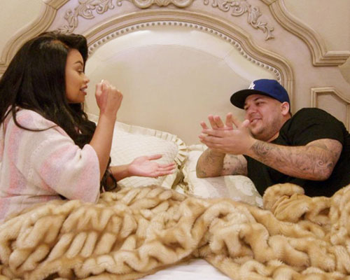 "Rob Kardashian and Blac Chyna really got us thinking about how important ""love languages"" are in a relationship"