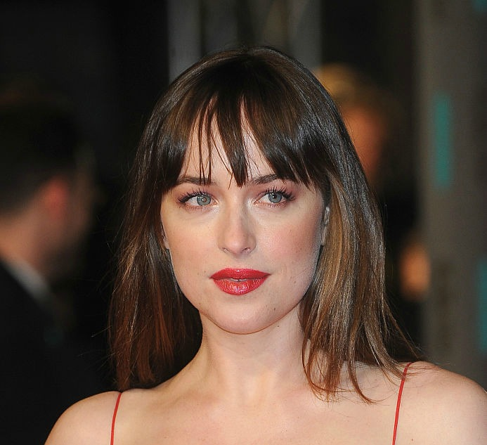 Dakota Johnson hung out with Cara Delevingne and Taylor Swift for her birthday — why weren't we invited?
