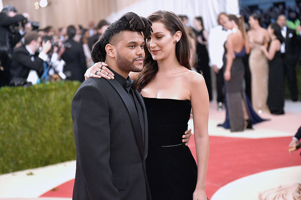 The Weeknd and Bella Hadid are in Tokyo, and their pictures are amazing