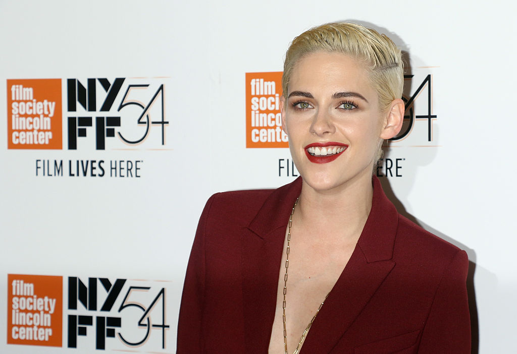 Kristen Stewart has something to say about sex and nudity in film, and we're on board, girl