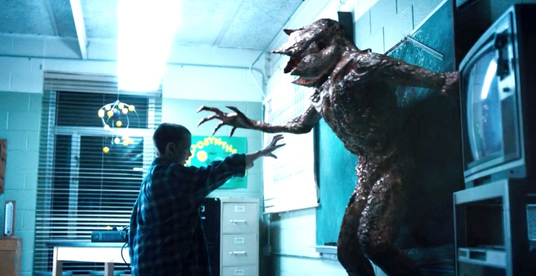 """Stranger Things"" fans can now eat a Demogorgon for lunch and it looks delicious"