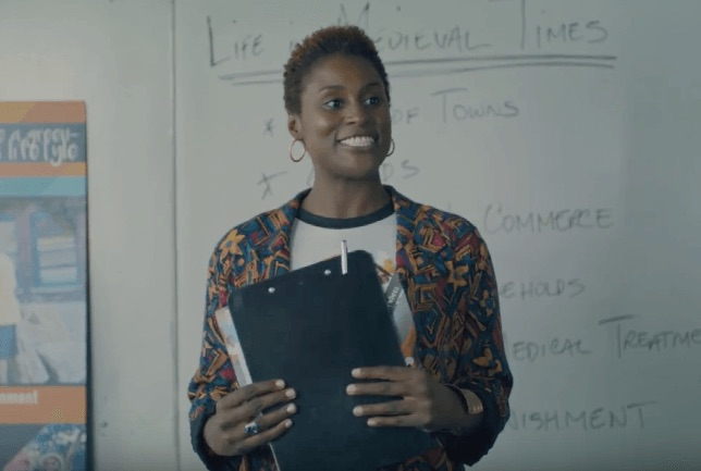 """HBO's newest star Issa Rae played a game of """"F, marry, kill,"""" and LOL forever"""