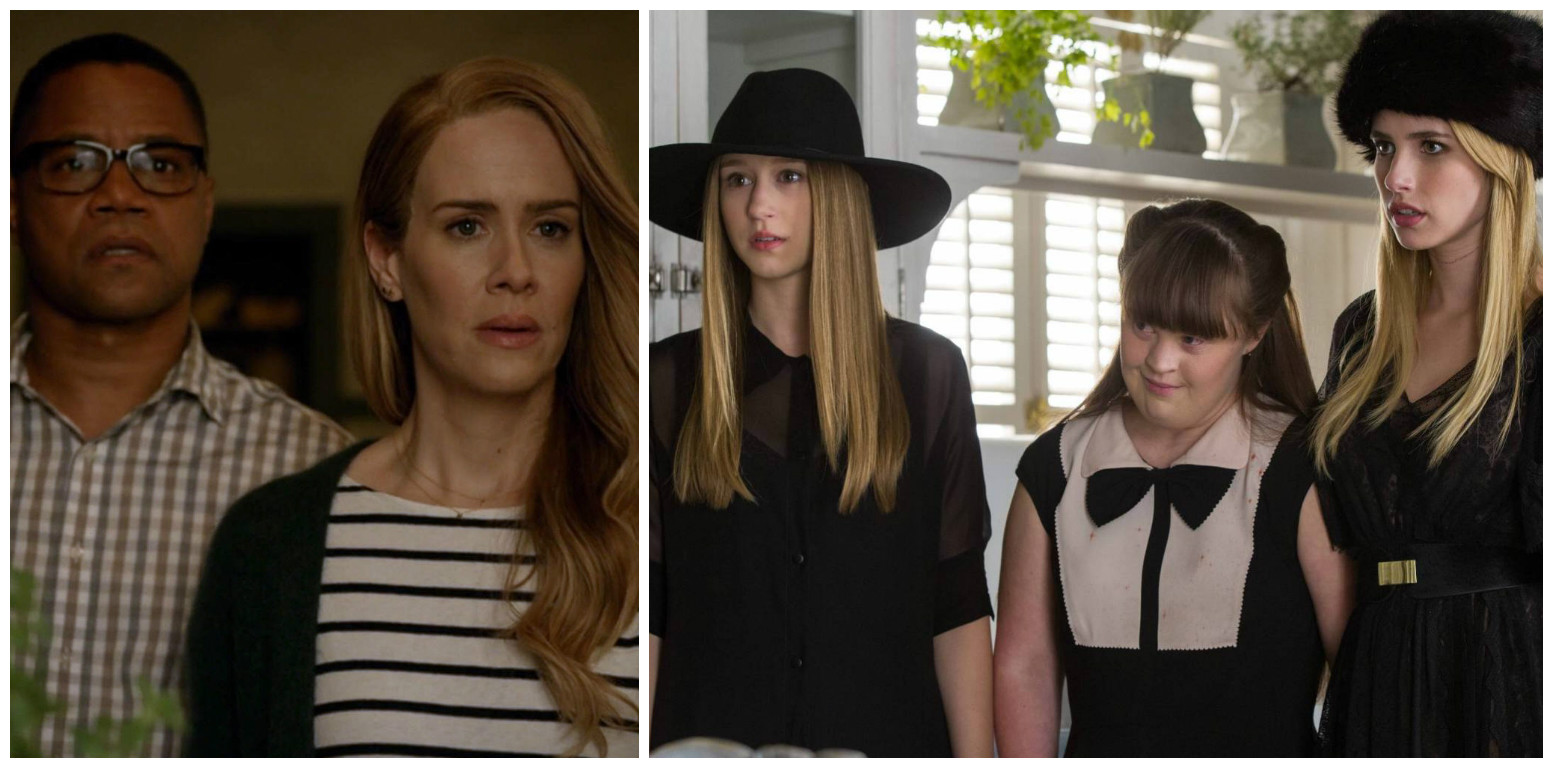 """American Horror Story: Roanoke"" might have just lowkey connected to ""Coven"" in a huge way"