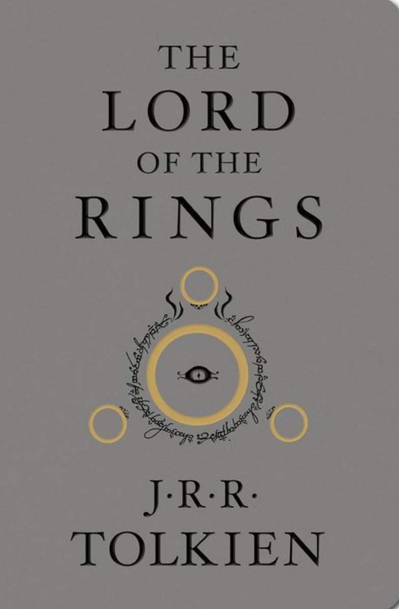 Lord Of The Rings The Fellowship Book Cover