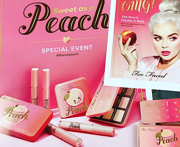 Thank you makeup gods: Too Faced has blessed us with more Sweet Peach palette news