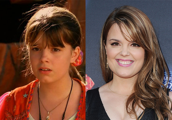 "Here's what the cast of ""Halloweentown"" looked like then vs. now"