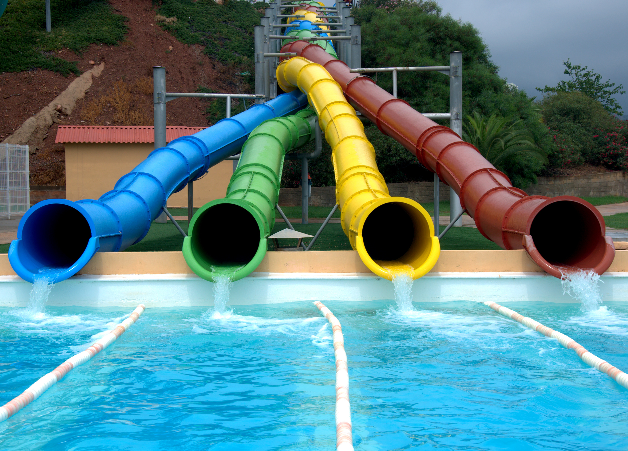 These totally bizarre slides from around the world will make you feel like a kid again