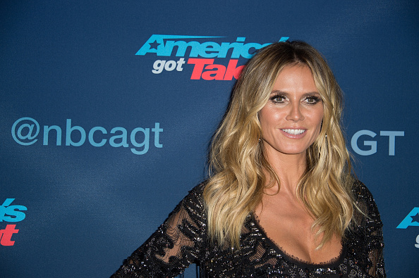 We ~think~ that Heidi Klum is going to be Kim Kardashian for Halloween and here's why