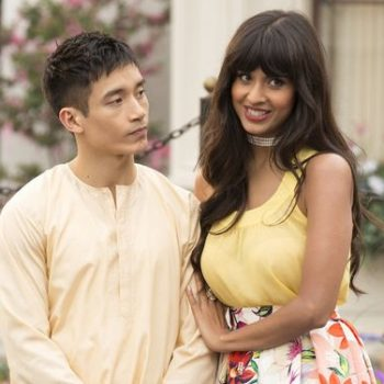 "Tahani struggling with self-love on ""The Good Place"" is all of us"